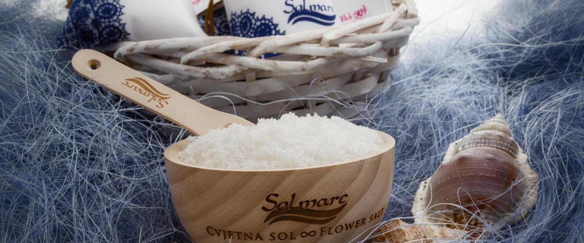 Solmare - prirodna sol s Jadrana