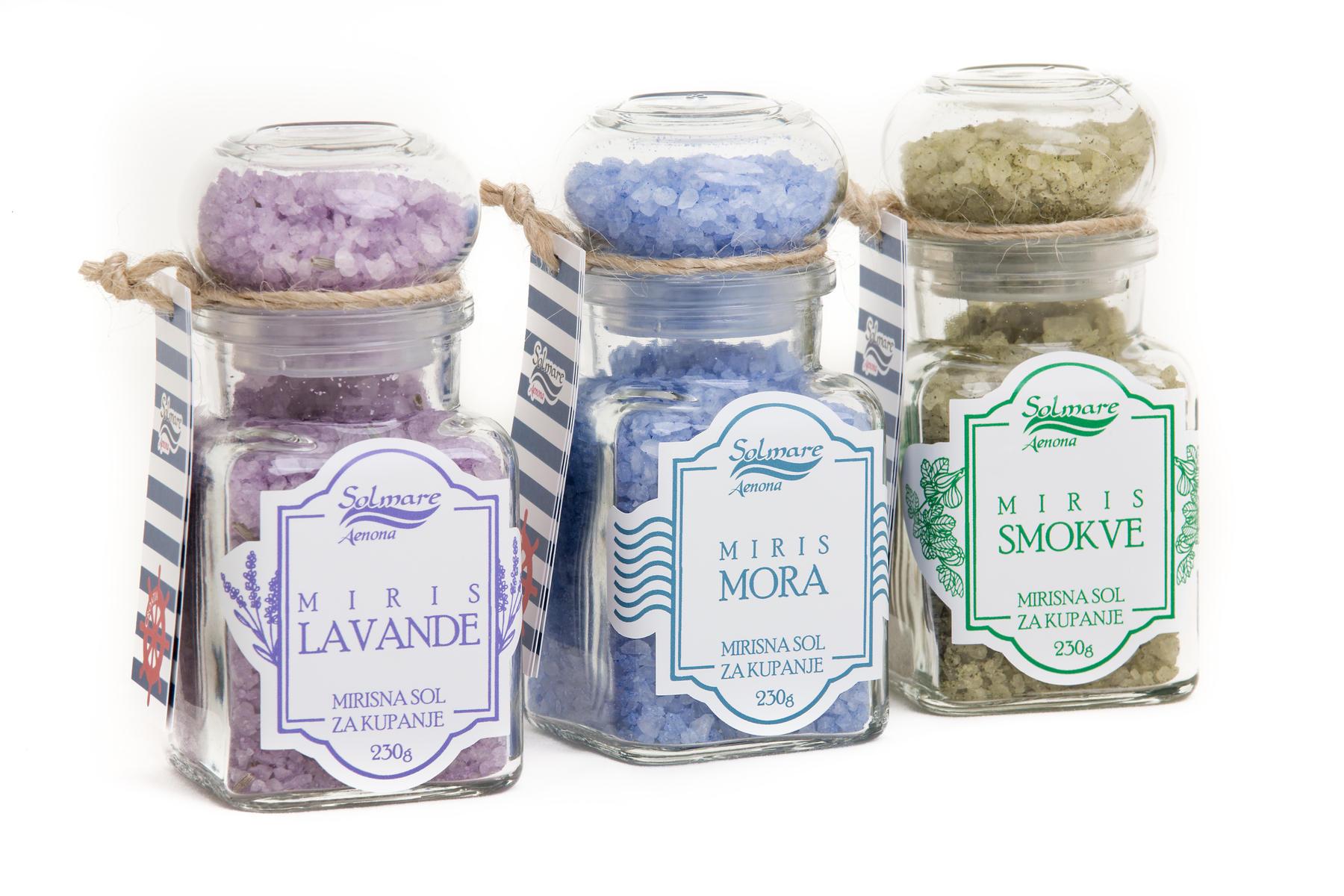 Solmare Aenona - mirisna sol za kupanje